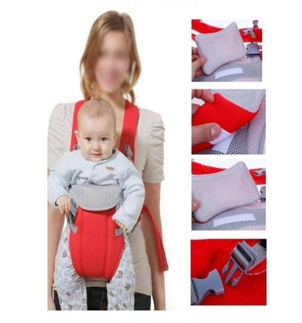 3 In 1 Baby Carrier Support Belt