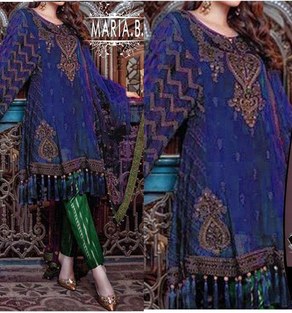 3 Pieces Khaddar Suit 2020 With Wool Shawl Dupatta (KD-110)