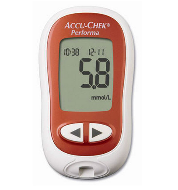 Accu Check Performa Meter