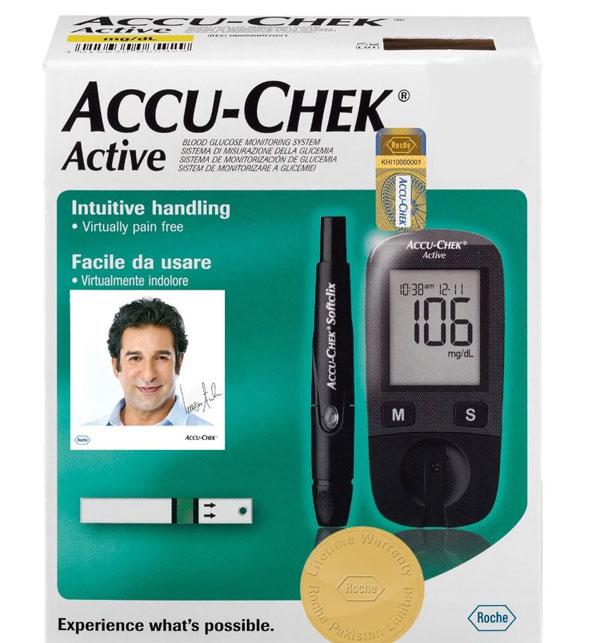 Accucheck Active (NO CODE CHIP)