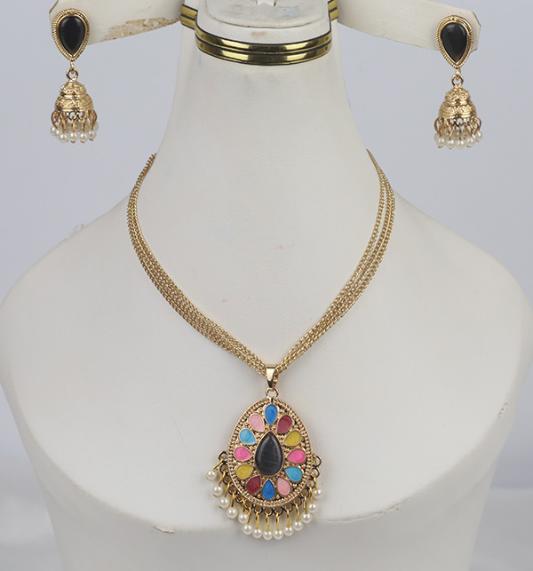 Beautiful Jewelry Set Design 2021 For Women (PS-356)