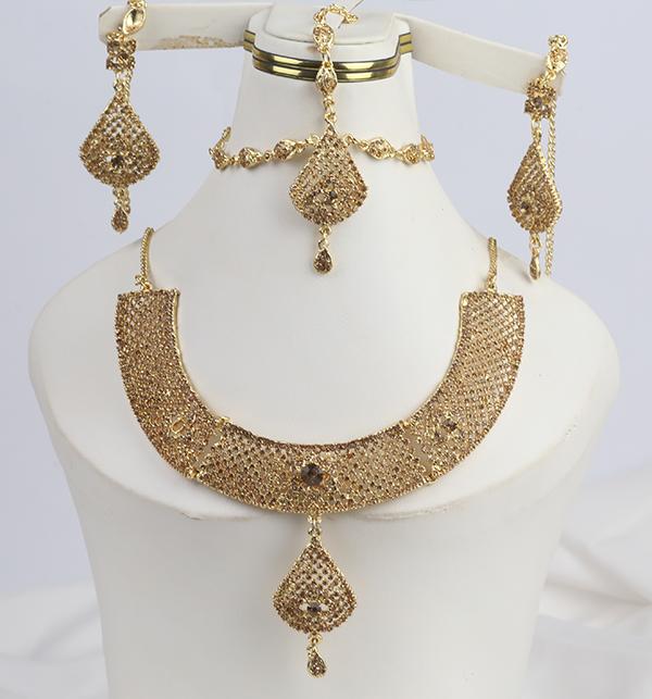 Beautiful Bridal Necklace Set (PS-274)