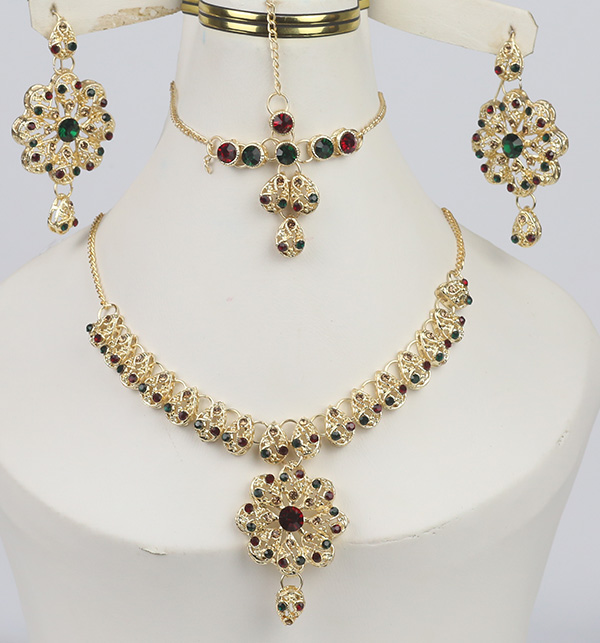 Beautiful Jewelry Set Design 2021 For Women (PS-361)