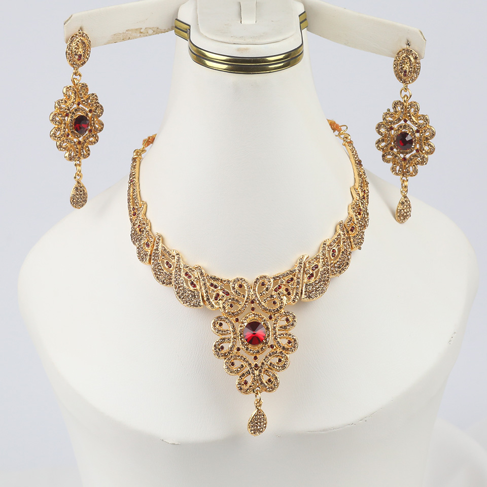 Bridal Artificial Jewellery Sets Design 2021 (PS-314)
