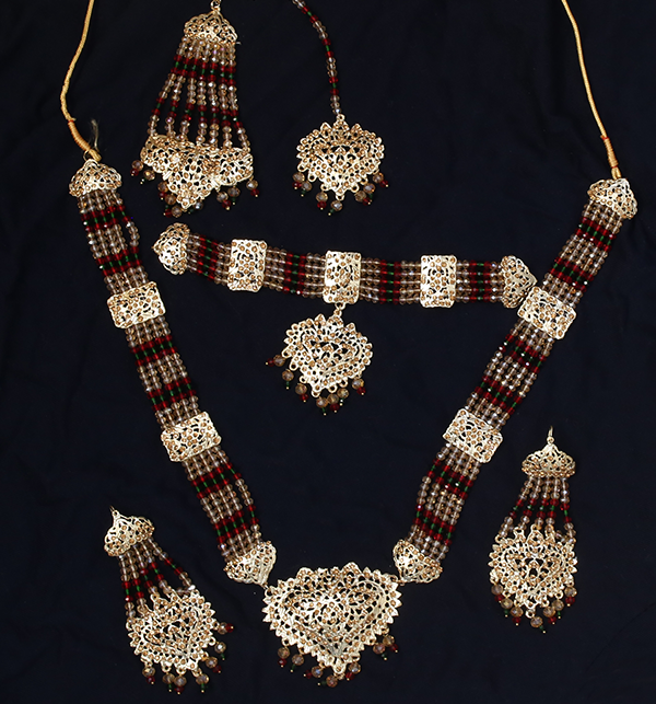 HIT Hyderabadi Bridal Heavy Jeweler Sets DESIGN 2021 (PS-270)