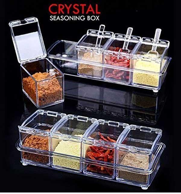 Crystal Seasoning Ingredients Box