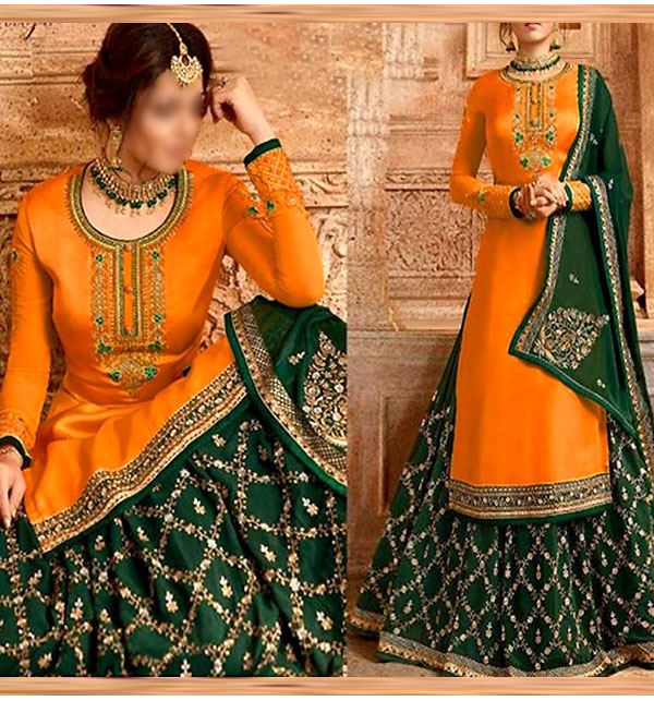Khaddar Embroidered Suit with Wool Shawl Dupatta (Unstitched) (KD-49)