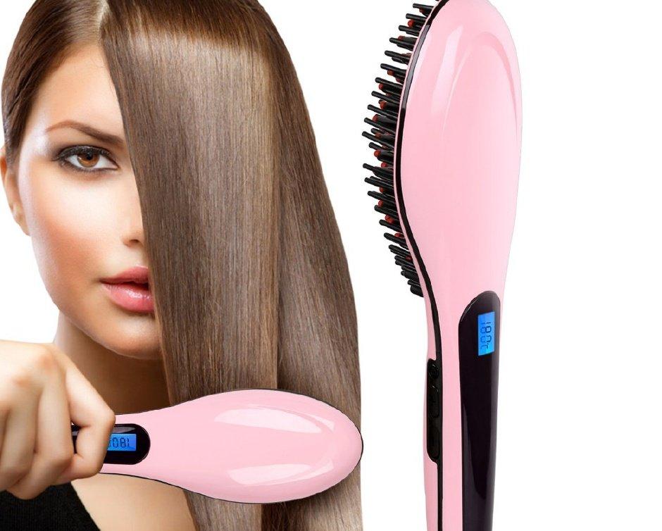 Best Fast Hair Straightener Brush