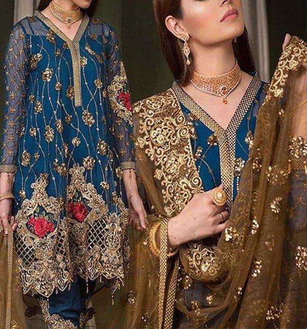 Chiffon Dresses Collection 2019 Buy Online Pakistani Suits