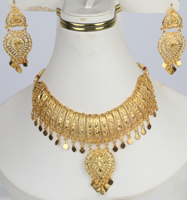 Indian Jewelry Set For Girls Latest Design Necklace 2021 (PS-290)