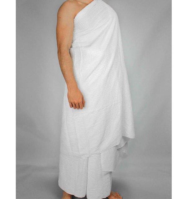 Branded Luxurious Quality 2 Piece Toweling Ihram Set