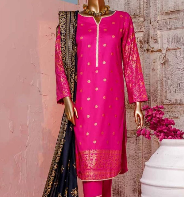 Latest Banarsi Lawn Suits 2020 With Lawn Dupatta (MBP-06) (Unstitched)