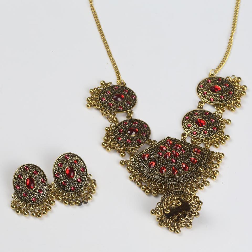 Latest bridal  jewellery Set 2020  - (PS-149)