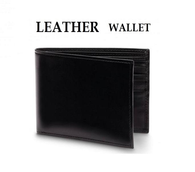 Men Wallets 100% Leather (W1)