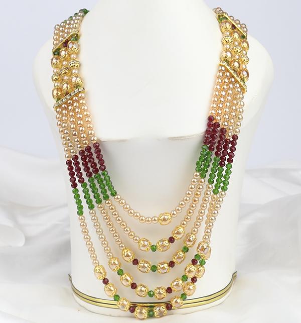 Beauliful Multi Color MALA For Women (PS-298)