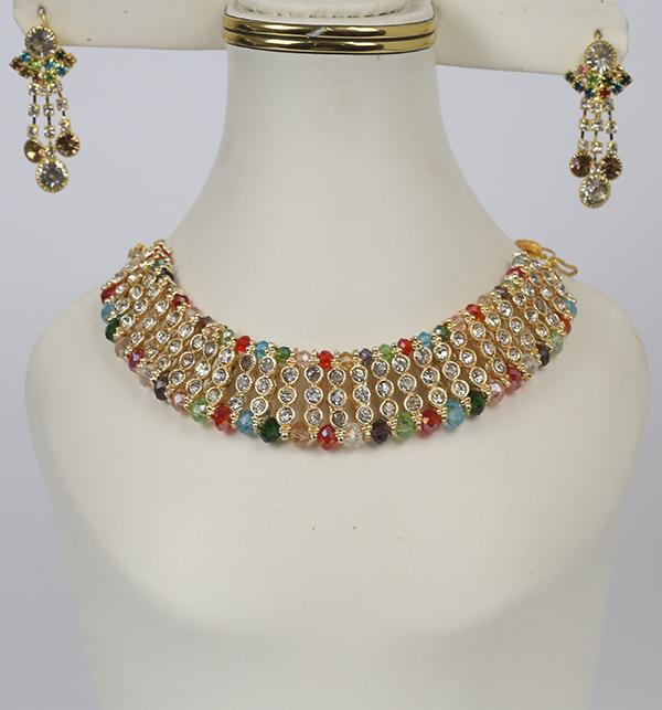 Multicolor Party Necklace Set 2020-21 For Women (PS-234)