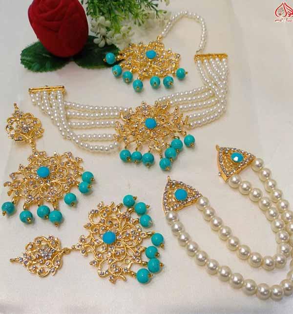 Stylish Combo Jewelry Set (PS-287)