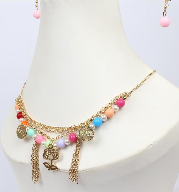 Stylish Jewellary Set For Girls (PS-213)