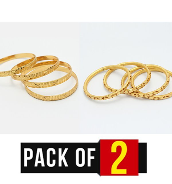 Pack of 2 Bangles Set (BH-28) & (BH-29)