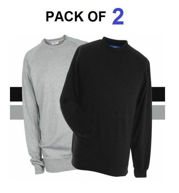 Pack of 2 Sweatshirts For Men