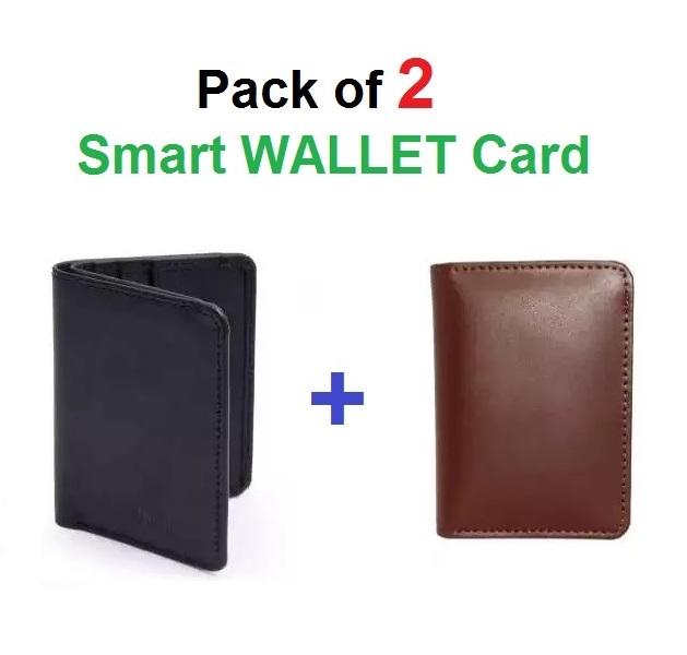 Pack of 2 WALLET Card Holder
