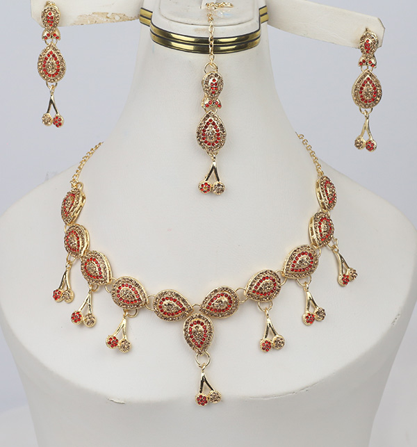 Party Jewelry Set Design 2021 For Women (PS-362)