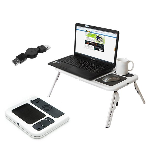 Portable Foldable Laptop E-Table