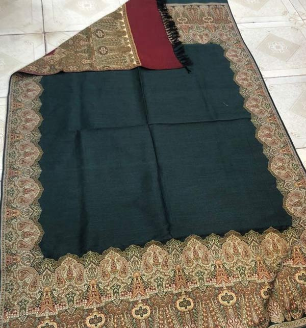 Pashmina Shawl Double Color Full Size (Shawl 28)