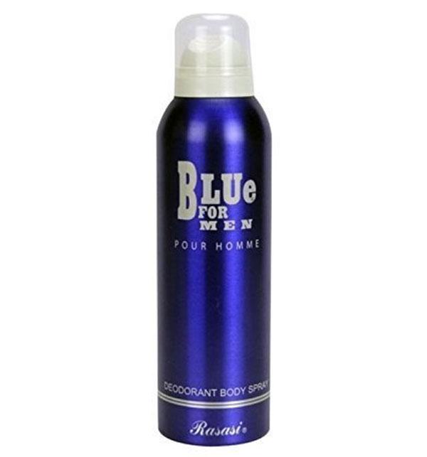 Rasasi Blue Pour Homme Deodorant For Men - 200 Ml