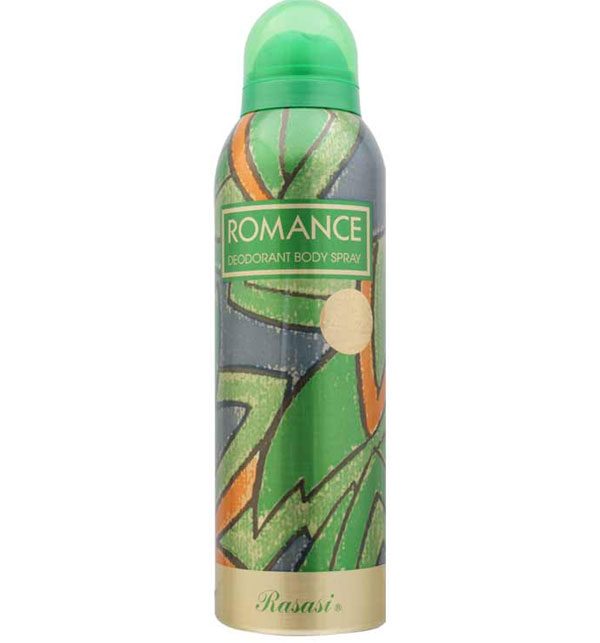 Rasasi Romance Body Spray for Women - 200ML
