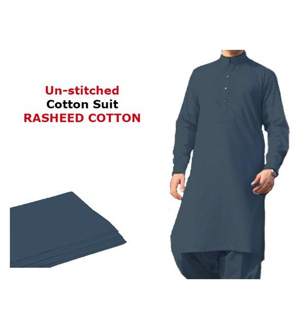 552d54682b Rasheed Soft Cotton (Orignal) Men's Kameez Shalwar Unstitched (MSK-15)  Online Shopping & Price in Pakistan