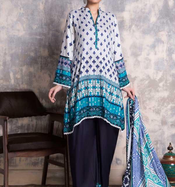 Sahil Printed Linen 2020 Unstitched Suit (SLN-09)
