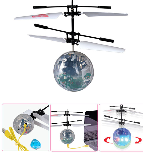 Sensing Flying Ball (SB-01)