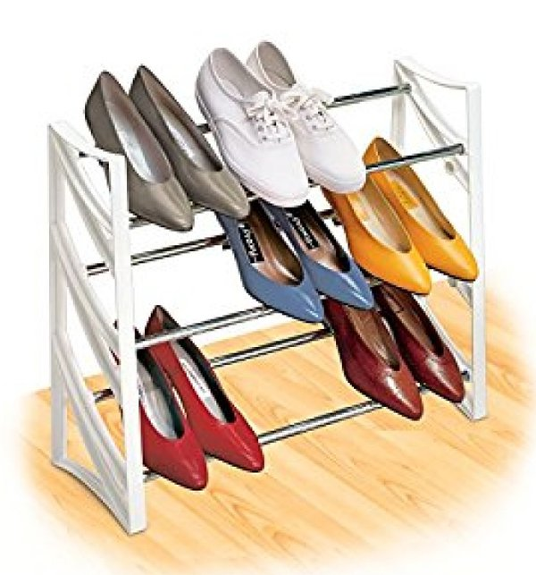 Shoe Rack for Upto 9 Pair of Shoes