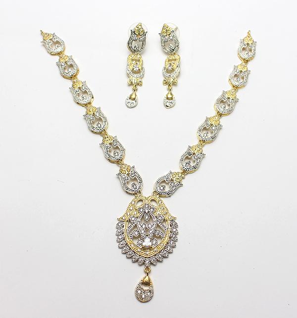 Stylish AD Jewelry Design (PS-110)