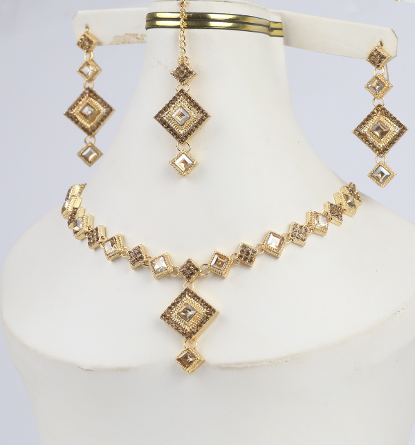 Stylish Jewellery Designs For Women (PS-284) Online Shopping & Price in  Pakistan