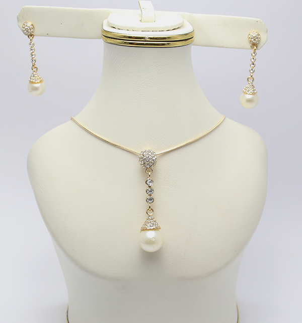 Stylish Jewellery Set With Earrings Ps 130 Online Shopping