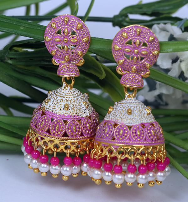 Stylish Jhumka Antique For Girls (JL-10)