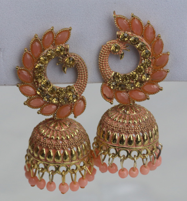 Stylish Jhumka Antique For Girls (JL-31)