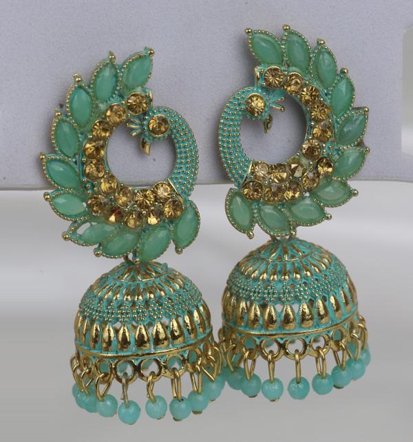 Stylish Jhumka Antique For Girls (JL-32)