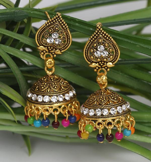 Stylish Jhumka Earrings (JL-10)