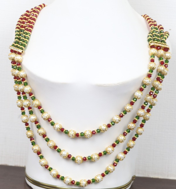 Stylish Multi Color Necklace Set For Women (PS-163)