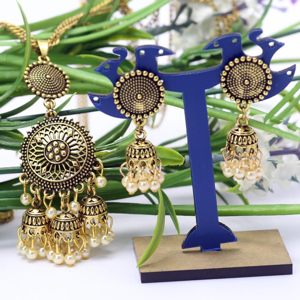 Stylish Neck jewellery Set For Girls - (PS-150)
