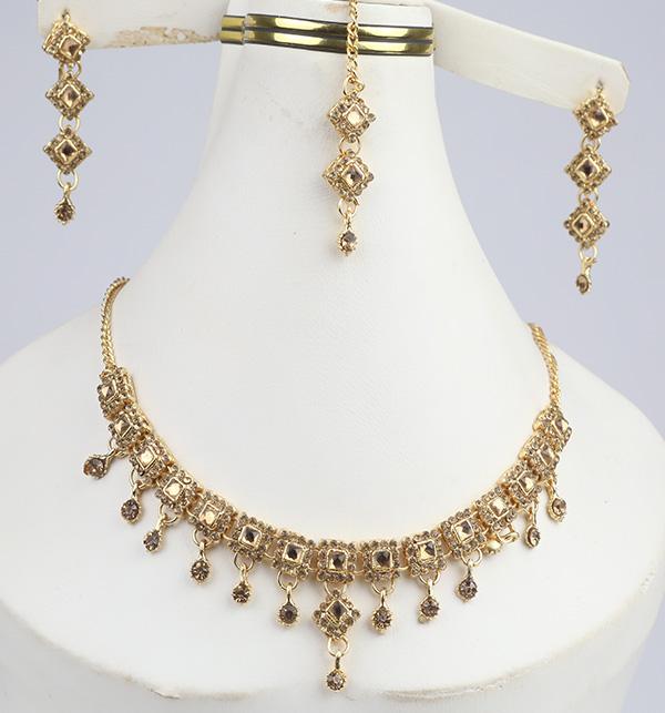 Stylish Necklace Set For Girls (PS-309)