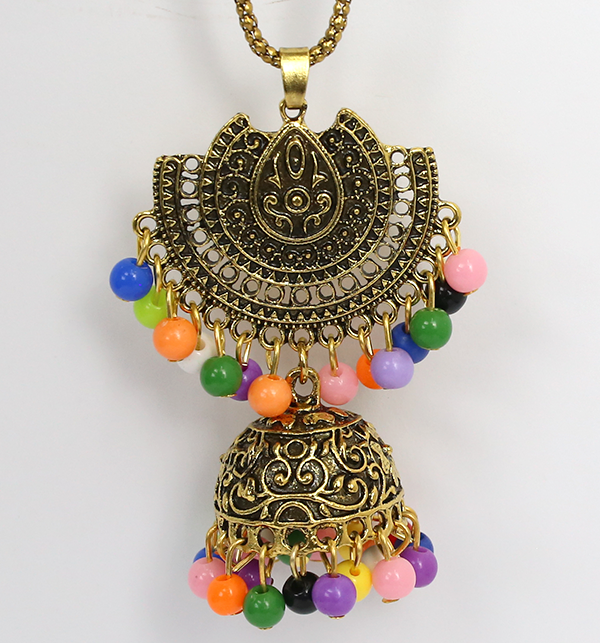 Stylish Necklace Set For Ladies (PS-201)