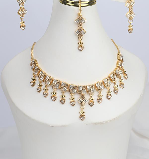 Stylish Women Necklace jewelary Set (PS-271)