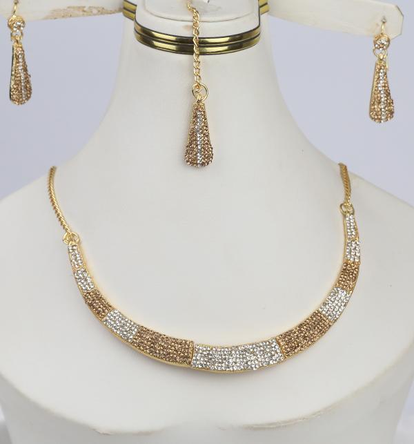 Stylish Women Necklace jewelary Set (PS-275)