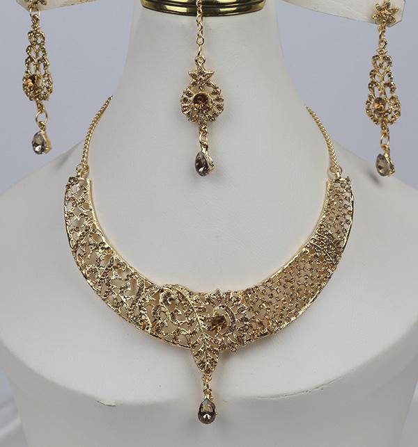 Stylish Women Necklace jewelary Set  (PS-337)
