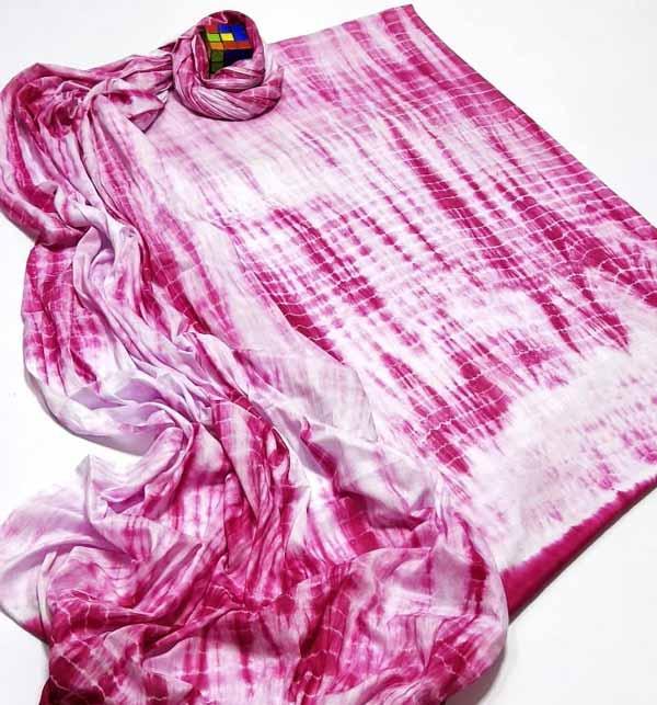 Tie & Dye 2 Piece Dress (Unsicthed) (DRL-944)