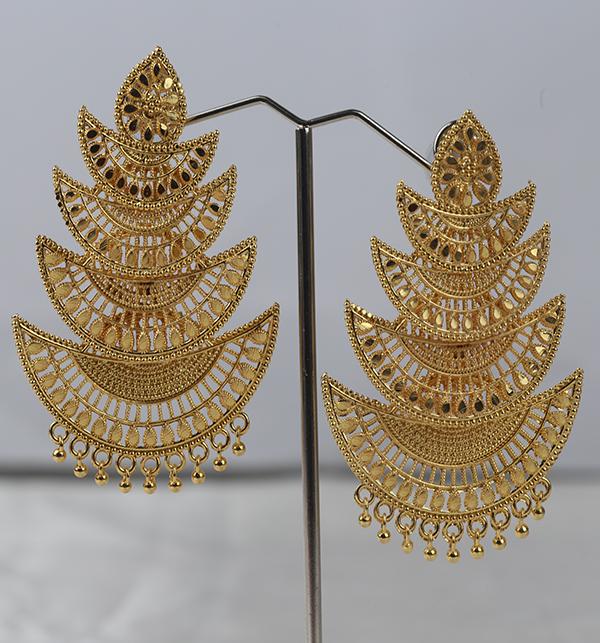 Beautiful Turkish Design Earrings Jhumka For Girls  (JL-42)